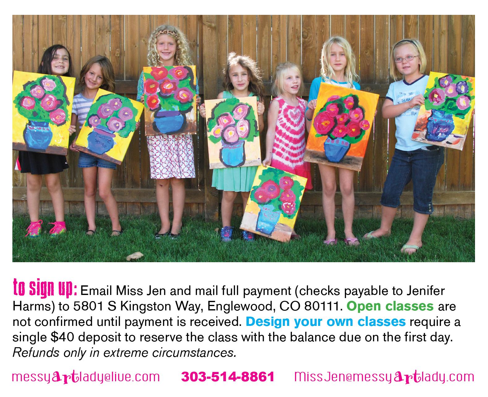 2016 Messy Art Lady Summer Classes crop 2